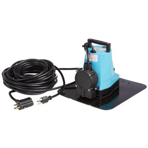 LITTLE GIANT 5-APCP Automatic Pool Cover Pump, Submersible Pump