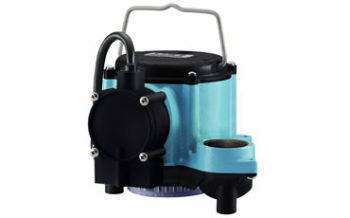 Little Giant 6-CIA 1/3 Horsepower Submersible Sump Pump Featured Image