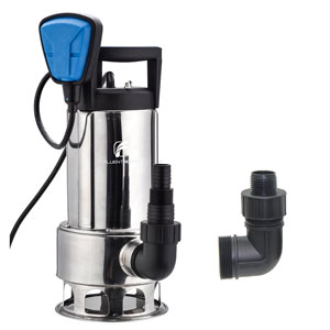 Stainless Longer Duration Submersible Water Removal Pump