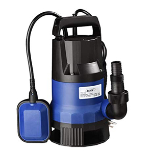 Super Deal Submersible Clean/Dirty Water Pump