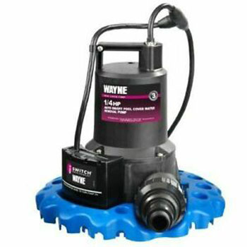 WAYNE Automatic ON/OFF Water Removal Pool Cover Pump