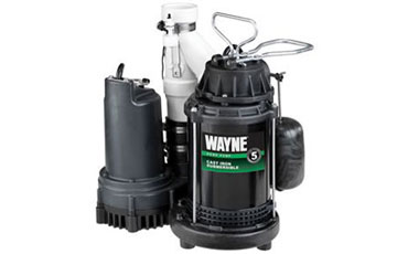 WAYNE WSS30V Combination Sump Pump System (1)