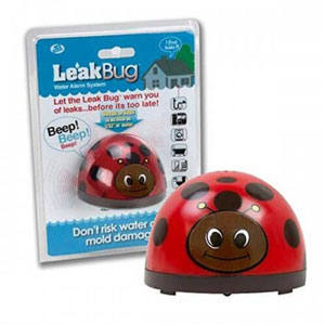 Water Alarm - Leak Bug Electronic Leak Detector