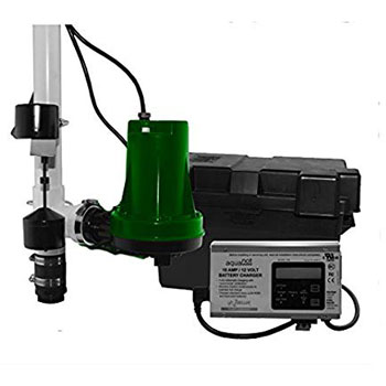 Zoeller Aquanot Battery Back-Up System