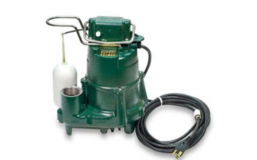 Zoeller M53 Submersible Sump Pump (1)