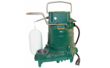 Zoeller M53 Submersible Sump Pump Featured Image