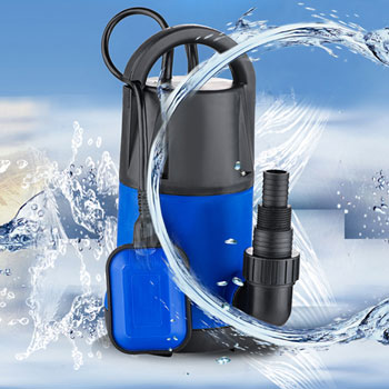 Aceshin 1 HP Submersible Water Pump Sump