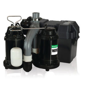 WAYNE WSS30V Combination Sump Pump System