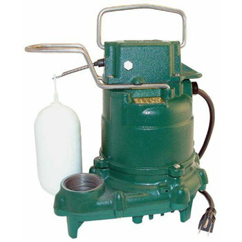 Zoeller M53 Submersible Sump Pump